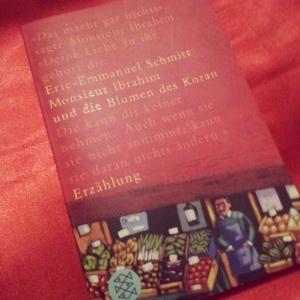 IÉric-Emmanuel Schmitt – Monsieur Ibrahim und die Blumen des Koran