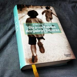 Jordi Puntí – Die irren Fahrten des Gabriel Delacruz