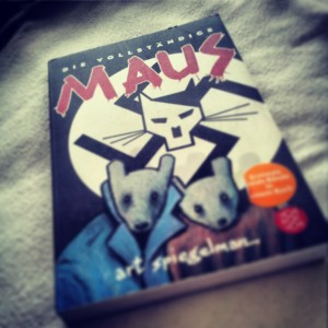 Art Spiegelman – Maus