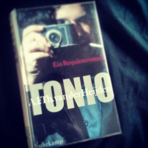 A. F. Th. van der Heijden - Tonio - Ein Requiemroman