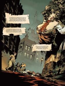 François Debois & Jean-Charles Poupard - Jack the Ripper 1