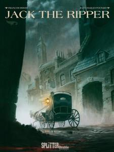 François Debois Jean-Charles Poupard - Jack the Ripper