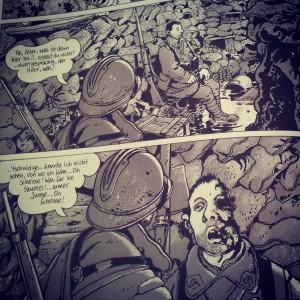 Jacques Tardi - Grabenkrieg 1