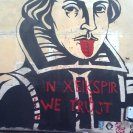 William Shakespeare Streetart 4
