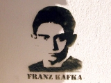Streetart #4 – FranzKafka