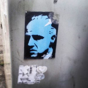 godfather streetart