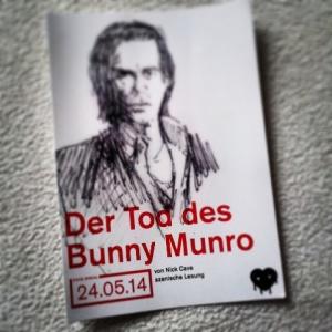 Nick Cave - Der Tod des Bunny Munro Szenische - Lesung 2