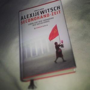 Swetlana Alexijewitsch – Secondhand-Zeit
