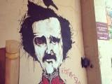 Streetart #7 – Edgar AllanPoe