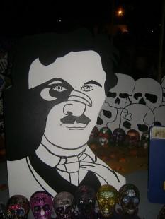 Streetart - Edgar Allan Poe 4