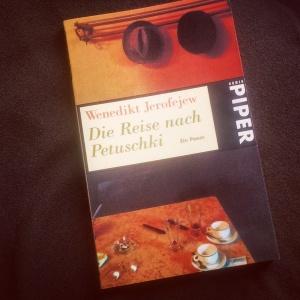 Wenedikt Jerofejew - Die Reise nach Petuschki