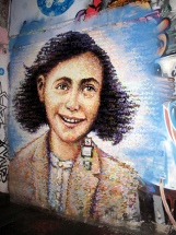Streetart - Anne Frank_2