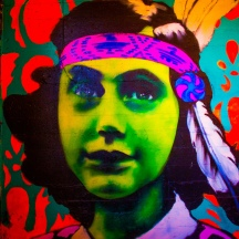 Streetart - Anne Frank_3