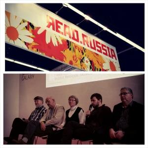 Frankfurter Buchmesse 2014 - Russische Literatur