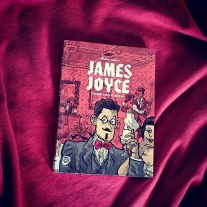 Alfonso Zapico - James Joyce Porträt eines Dubliners