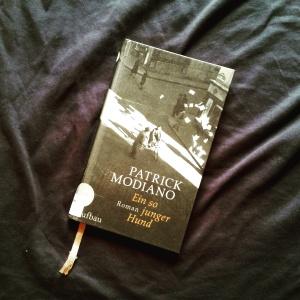 Patrick Modiano - Ein so junger Hund