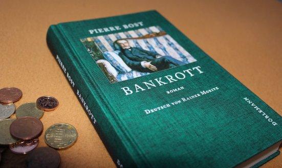 Pierre Bost - Bankrott