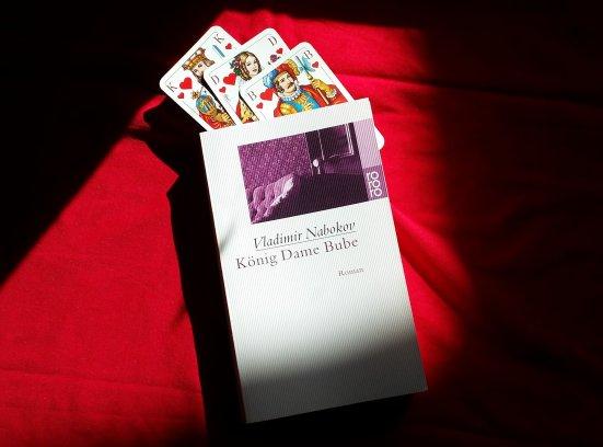 Vladimir Nabokov – König Dame Bube