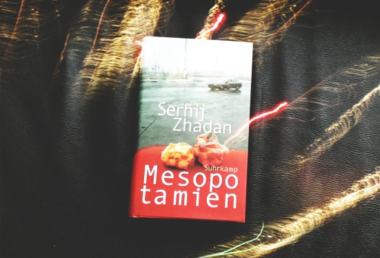 Serhij Zhadan - Mesopotamien