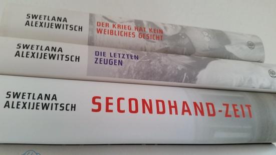 Swetlana Alexijewitsch - Nobelpreis