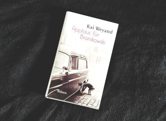 Kai Weyand - Applaus für Bronikowski