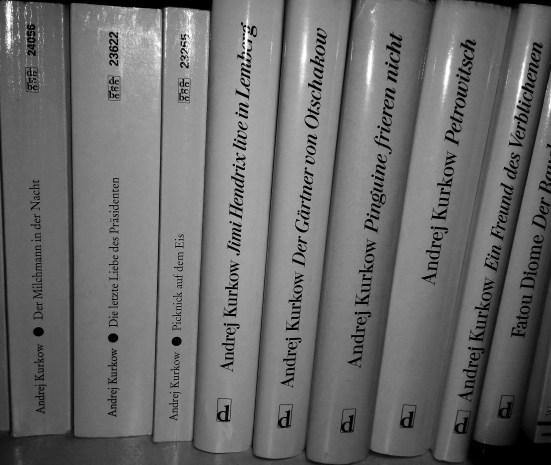 Andrej Kurkow Bücher