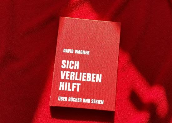 David Wagner - Sich verlieben hilft