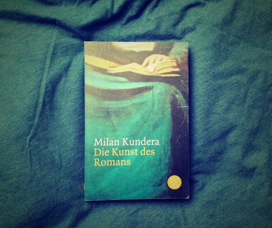 Milan Kundera - Die Kunst des Romans